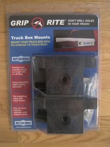 Better Built Grip Rite Truck Box Mounts Toolbox Installation Kit