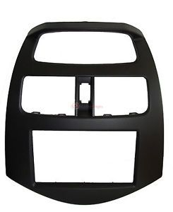 Chevrolet Spark Double DIN Radio Installation Dash Kit Chevy 2011 2012 2013
