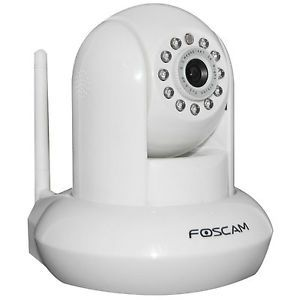 Foscam Wireless Security Camera Baby Childcare and Home Monitoring System New