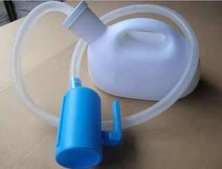 2000ml Male Urinal for The Nigh Man Lying in Bed Urine Collector