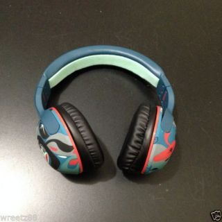 Skullcandy Hesh 2 0 Paul Frank Julius Monkey Over The Ear Headphones