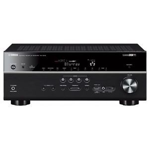 Yamaha RX V675 7 2 Channel Home Theater System Network AV Receiver RXV675BL