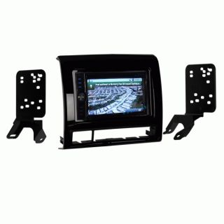 Double DIN Multimedia in Dash Bluetooth Internet Android GPS Navigation Radio