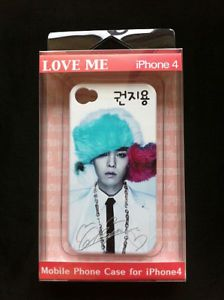 Big Bang BIGBANG G Dragon Collection iPhone 4 Hard Case