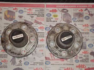 Warn Ford Explorer Others 4x4 Wheel Locking Hubs 4266646