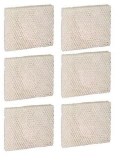 Bemis 1043 Humidifier Replacement Fit Wick Filter 6 Pack CB43