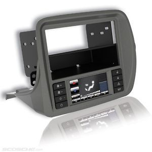 Scosche GM5201AB 2010 Up Chevrolet Camaro Aftermarket Radio Install Dash Kit