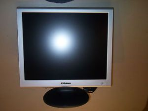 Widescreen Flat Panel LCD Monitor