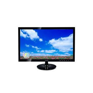 "Asus VS208N P 20"" 20inch Widescreen DVI VGA Flat Panel LED LCD Computer Monitor"