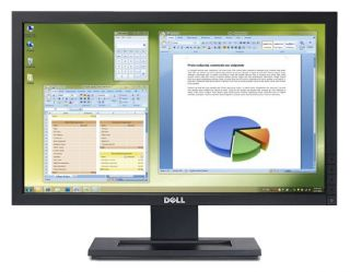 "Dell 20"" E2011HT Widescreen LED LCD Monitor 1600 x 900"