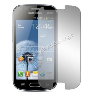 5 x Clear LCD Screen Protector Skin Cover Film for Samsung Galaxy s Duos S7562