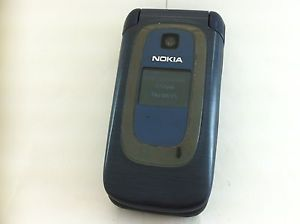 Nokia 6085 Unlocked GSM Flip Cellular Phone