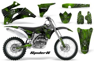Yamaha YZ250F YZ450F 06 09 Graphics Kit Decals SXG