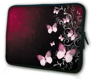 "Stylish Girl Lady Laptop Notebook PC Bag Case Sleeve Cover for 13"" HP Sony Dell"