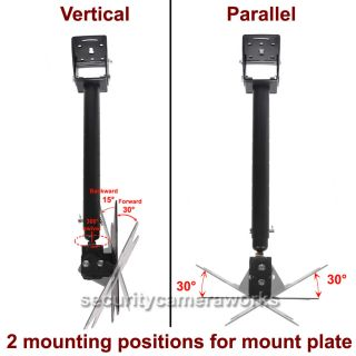 LCD LED Plasma Tilt Swivel TV Ceiling Mount 23 24 26 32 37 40 42 46 47SCREEN BVD