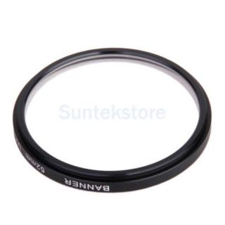 58mm UV Protection Lens Filter Cap Hood for Canon Camera EOS 18 55mm Lens