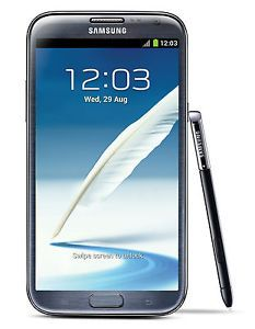 Samsung Galaxy Note II 16GB N7100 Unlocked GSM Android Cell Phone Gray