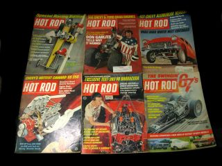 Hot Rod Magazine 1971