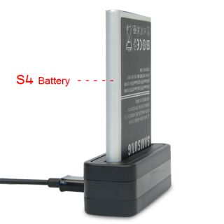 Mini Battery Charger Dock USB Data Cable for Samsung Galaxy s IV S4 I9500