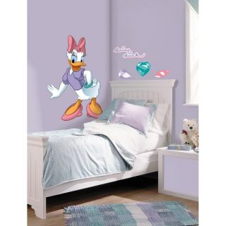 New Giant Daisy Duck Wall Decals Disney Mickey Mouse Clubhouse Stickers Decor