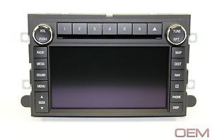 2009 2010 2011 2012 2013 2014 Ford Expedition Navigation DVD Sync GPS Radio