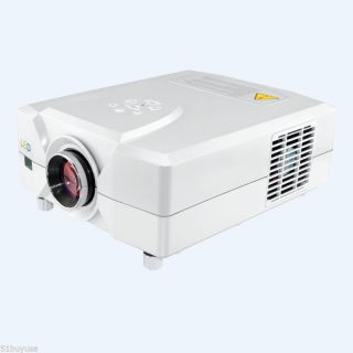 2200LUMENS Home HD LED Projector Theatre 1080p HDMI SB SD VGA 3D Compatibility
