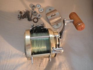 Penn International 30 Big Game Fishing Reel Heavy Duty 1 Extra Hardware Used