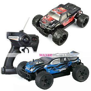1 14 Fast Electric Radio Remote Control RC RTR Racing Truck Buggy Car Off Road
