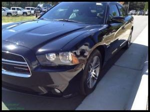 2013 Dodge Charger 4DR SDN Road Track rwd Navigation Backup Camera Sunroof Spoil