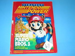 Super Mario Bros 3 Nintendo Power Magazine NES HQ 67