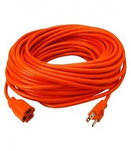 Electrical Extension Cord Plugs