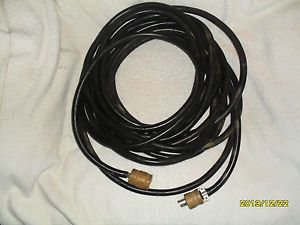 50 Foot 12 3 So 600V Heavy Duty Extension Cord for R V or Generator or More