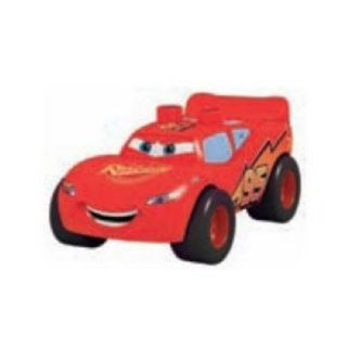 Mega Bloks Disney Cars McQueen Race Car Building Set