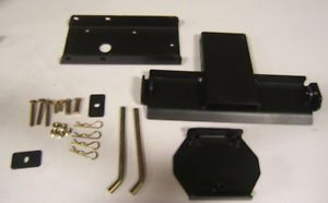 Polaris Ranger RZR 2009 Plow Mount Kit Black New