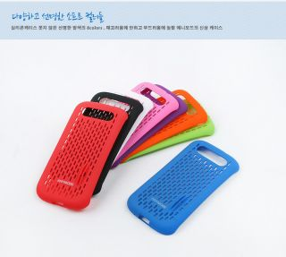 Samsung Galaxy S3 III i9300 T999 I747 Cell Phone Coin Cool Mesh Hard Stand Case