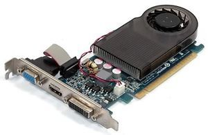 Dell FH75P NVIDIA GeForce GT530 2GB PCI E Video Card DVI VGA HDMI