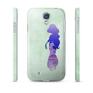 Jasmine Disney Princess Hard Cover Case for iPhone Android 65 Other Phones