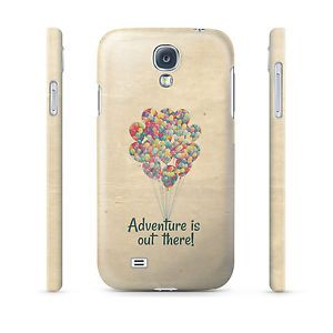 Adventure Is Out There Disney Hard Cover Case for iPhone Samsung More Phones