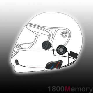 Sena SMH10R Single Full Face Low Profile Helmet Motorcycle Bluetooth Headset Kit
