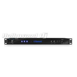 Technical Pro Bluedeck Bluetooth Audio Receiver Rack Mount  Music