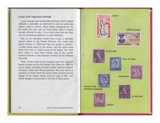 Ladybird Book Stamp Collecting Learn About Series 633 Matt 15P Tally 300 Vintage