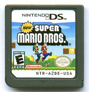 New Super Mario Bros for Nintendo DS DS Lite DSi