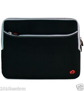 "Acer Aspire S7 13 3"" Laptop Sleeve Bag Case Pouch Black Sleeve"