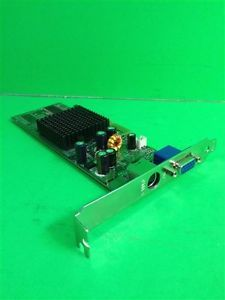 NVIDIA GeForce MX4000 NV19AL Video Graphics Card B320