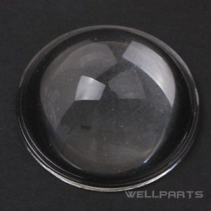 1pc High Power LED 40mm Convex Lens Optical Glass LED Lens