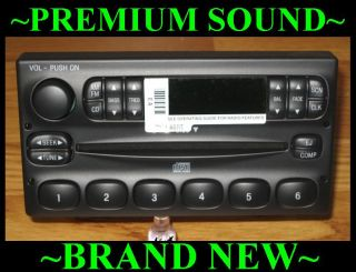 Prem Ford CD Player Radio Ranger Explorer 1995 96 1997