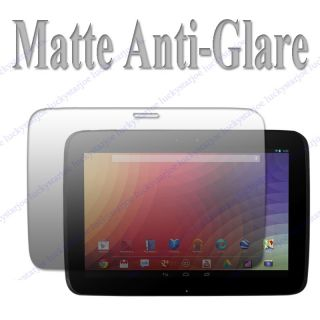 "3 Pcs x Matte Anti Glare Screen Protector for Google Nexus 10 10"" inch Tablet"