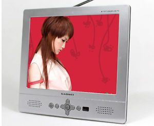 "New 8"" Color Portable TFT LCD Monitor Car TV Television"