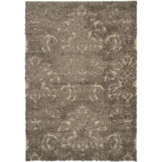 Safavieh Florida Shag Light Smoke/Beige Rug