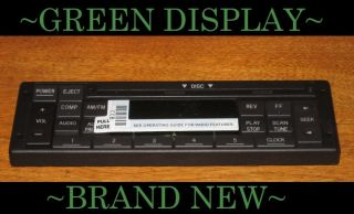 1988 2000 Ford Mustang Cobra CD Player Radio Faceplate